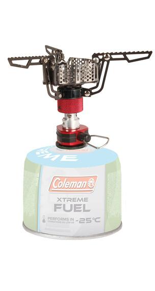 Coleman FyreStorm - Réchaud à gaz - rouge/argent